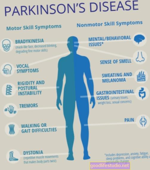 Las mujeres con Parkinson tienen menos probabilidades de tener un cuidador