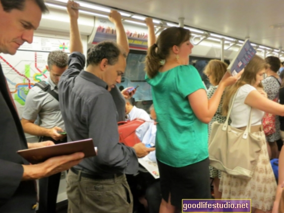 Los viajes diarios al trabajo pueden causar agotamiento