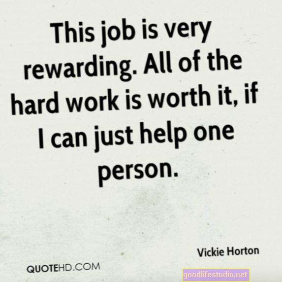 Kerja adalah Ganjaran Apabila Ciri Peribadi Sesuai dengan Pekerjaan