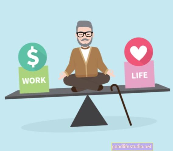 Equilibrio entre el trabajo y la vida a menudo modelado por los padres