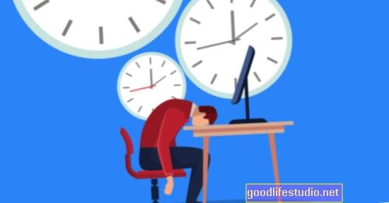 Waktu Kerja yang Berkaitan dengan Risiko Stroke yang Lebih Besar