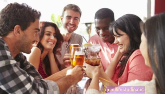 A fiatal felnőttek ivásnyelve 4 típusú italt javasol