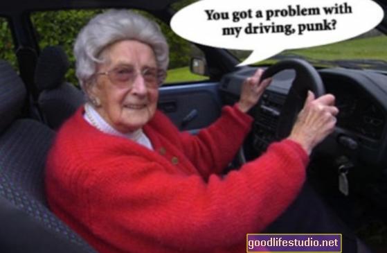 Najmlađi i najstariji vozači koji će vjerojatno biti u nesigurnim vozilima