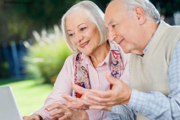 Ergonomické tipy: Používání počítače seniory
