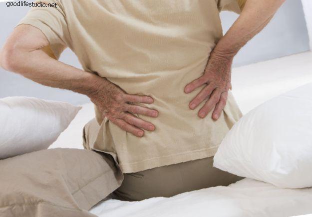 Анкилозиращ спондилит: вид спинален възпалителен артрит