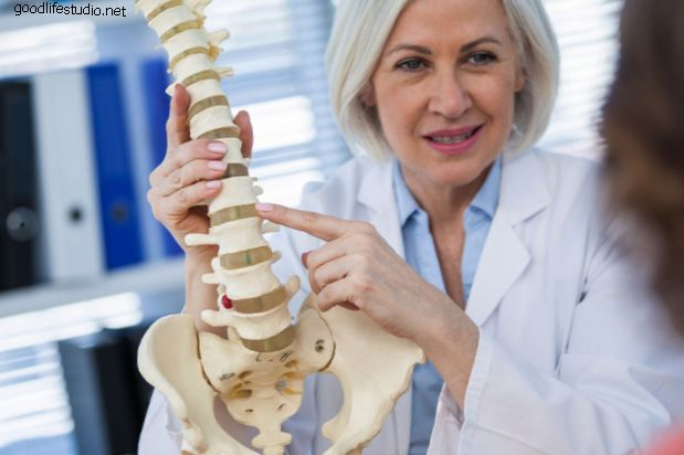 Stuburo stenozės anatomija