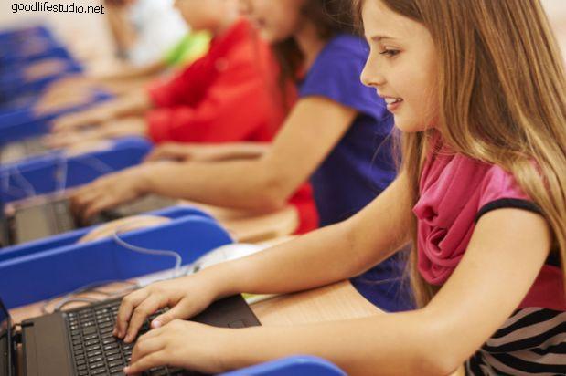 Эргономика рабочей станции: руководство по использованию компьютера детьми