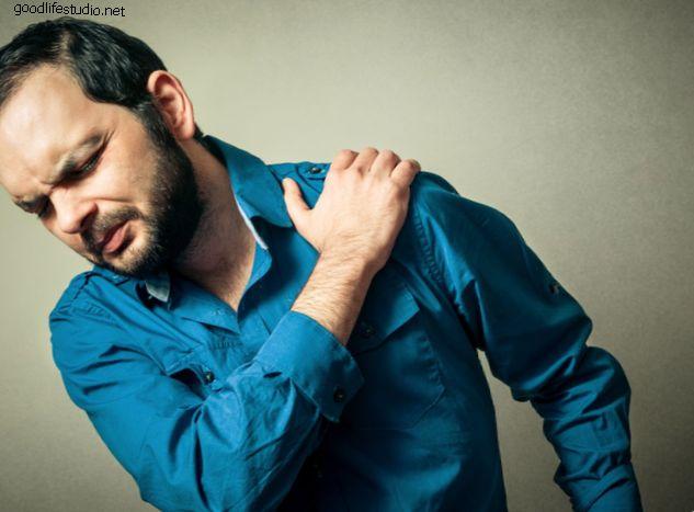 Cervikální radikulopatie: vyzařující bolest krku