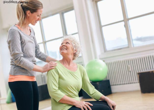 Fisioterapia para la espondilosis