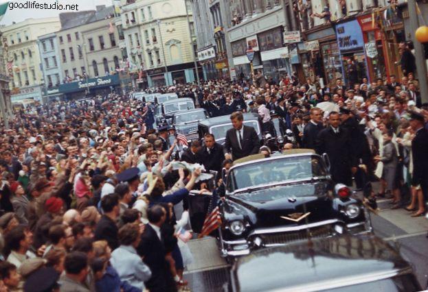 Выявлены хронические конфликты с болью в спине Джона Ф. Кеннеди