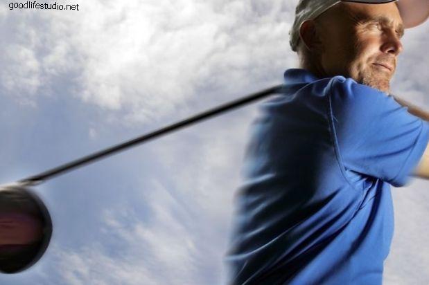 Боль в спине разрушает вашу игру в гольф?