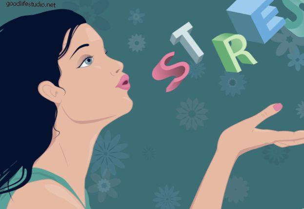 ストレスを軽減して関節リウマチの症状を軽減