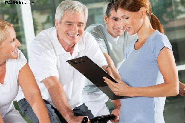 脊椎症の痛みを和らげる運動