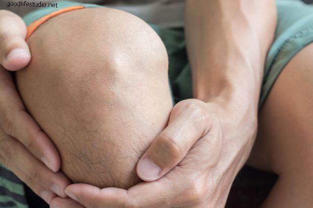Артроз: часто пораженные суставы