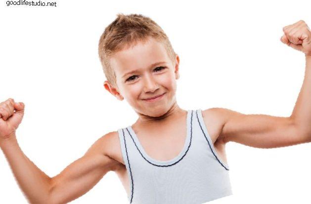 Entrenamiento de fuerza Seguridad para niños