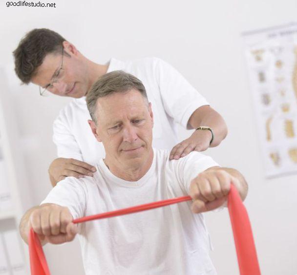 Vật lý trị liệu cho bệnh Kyphosis