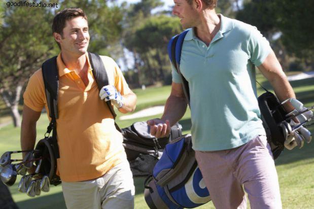 Возвращение вашей игры в гольф после операции на позвоночнике