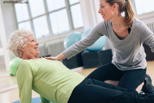 Terapi Fizikal untuk Fraktur tulang belakang