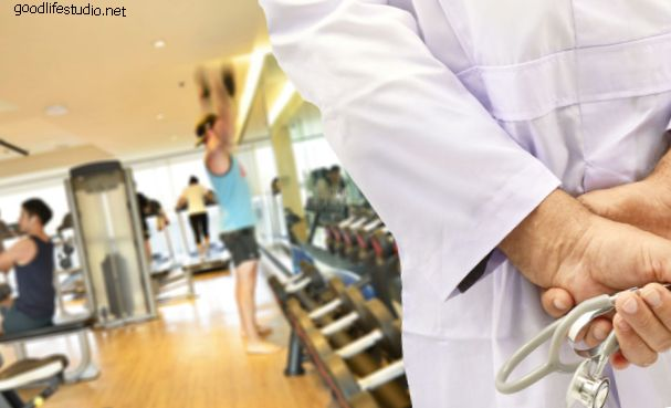 Cvičení rady lékaře páteře pro lékaře a pacienty