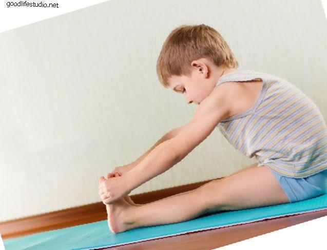 Ejercicio y fisioterapia para la artritis idiopática juvenil