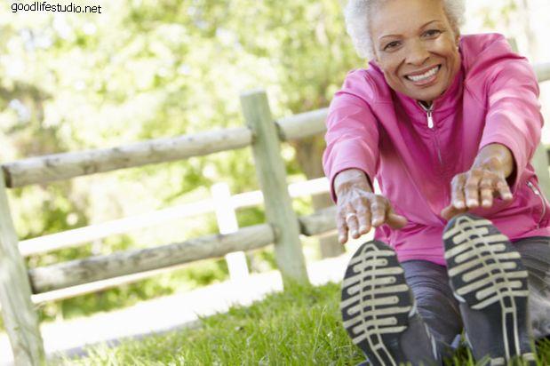 運動はあらゆる年齢であなたの背中を助けます