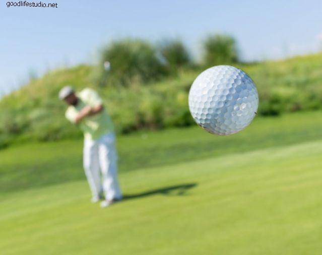Golf Selepas Pembedahan Spinal: Bahagian 2 dari 2