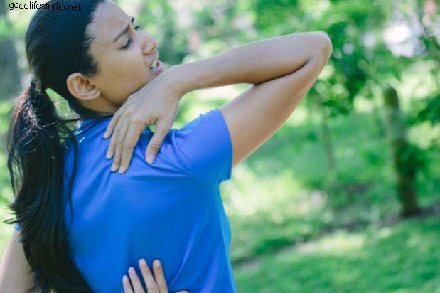 Causas de dolor de espalda superior
