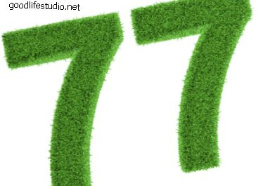 Ángel número 77