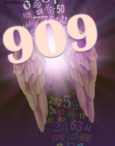 Ángel número 909