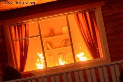 Что значит иметь мечту о вашем доме в огне?