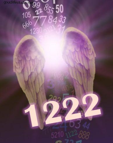 Ángel número 1222