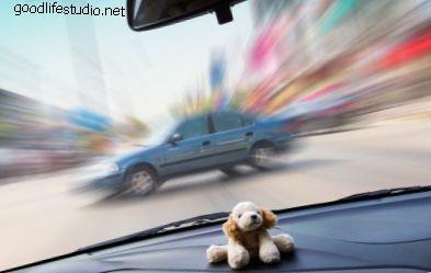 Interpretace snů v autonehodě