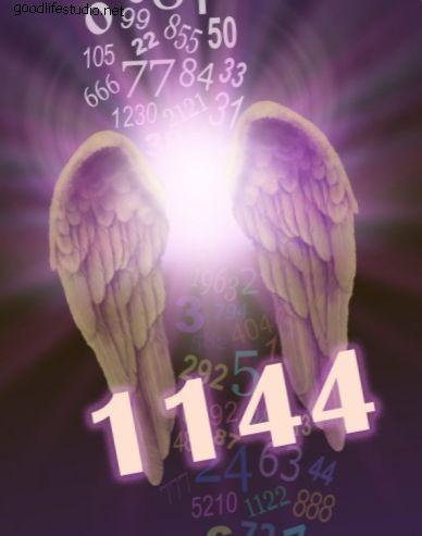 Ангел номер 1144