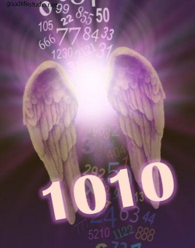 Angelo numeris 1010