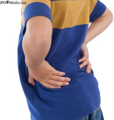 Acupuntura para niños con dolor de espalda