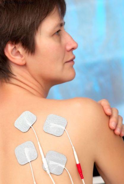 Чрескожная электрическая стимуляция нерва может помочь уменьшить боль в шее и спине