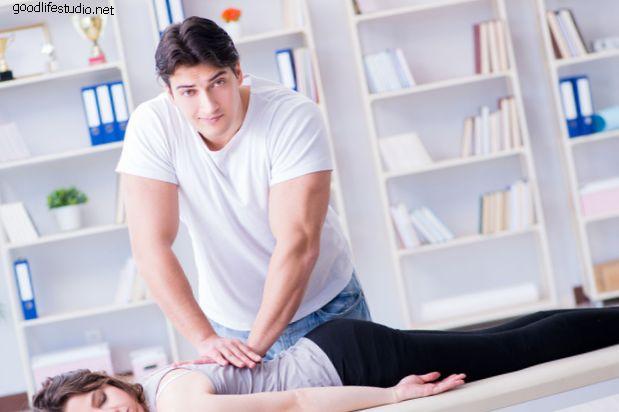 Chiropraxe péče zahrnuje více než spinální manipulace