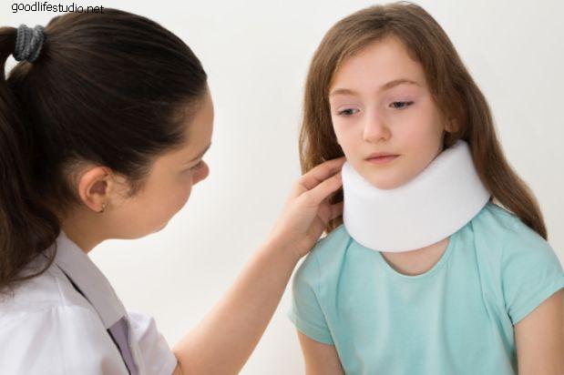 Latigazo cervical y cuidado quiropráctico: los niños también sufren