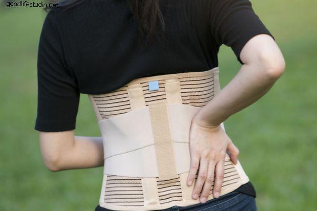 Condiciones de la espalda tratadas por refuerzos espinales