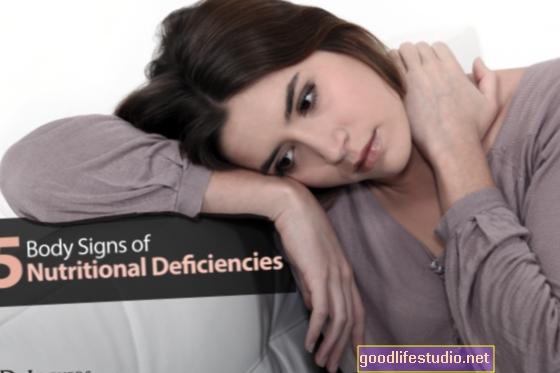 10 deficiencias nutricionales que pueden causar depresión
