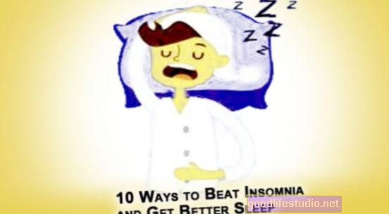 10 modi per sconfiggere l'insonnia e dormire meglio