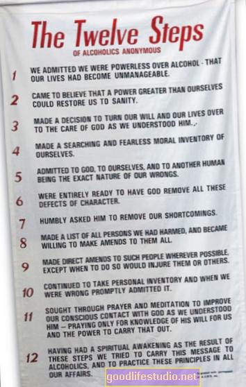 "12 pasos para eliminar esa sensación de ""fuera de control"""