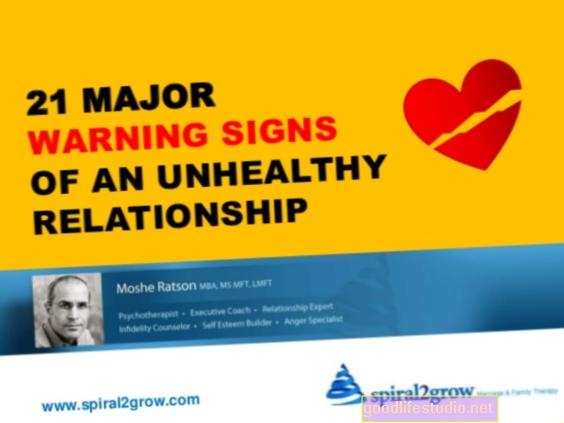 21 Az érzelmileg sértő kapcsolat figyelmeztető jelei
