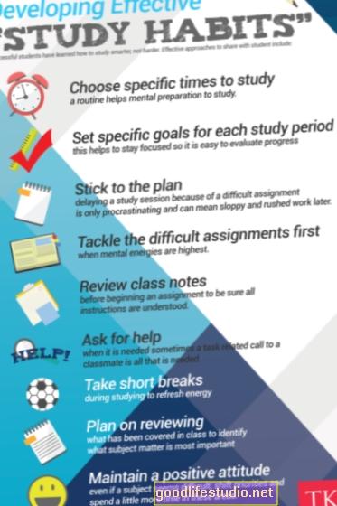 3 hábitos de estudio comunes que sorprendentemente no funcionan
