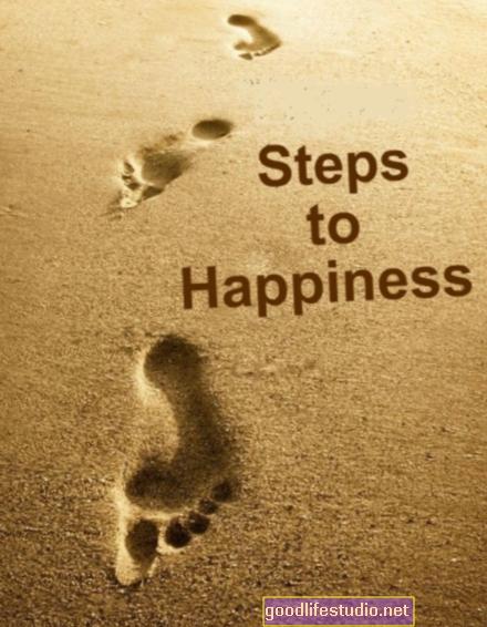 3 طرق سهلة للسعادة
