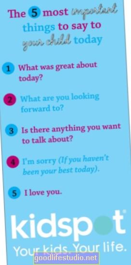 3 korisne stvari za reći tinejdžeru u stresu