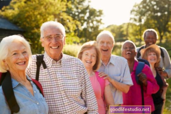 3 zajedničke stvari zdravim starijim ljudima