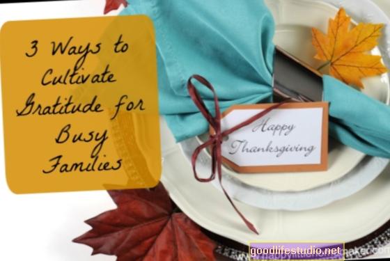 3 načina za njegovanje zahvalnosti