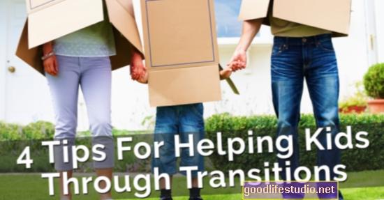放棄問題のある子供たちを支援するための4つのヒント