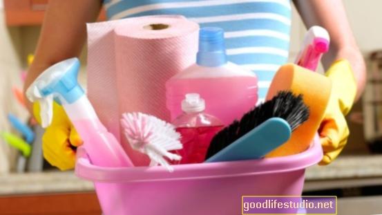 5 errores clásicos de limpieza de primavera